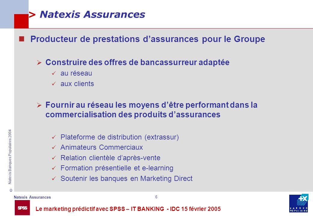 > Natexis Assurances