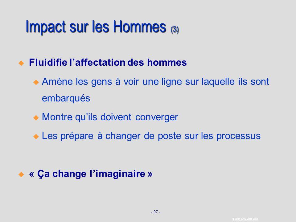 Impact sur les Hommes (3)