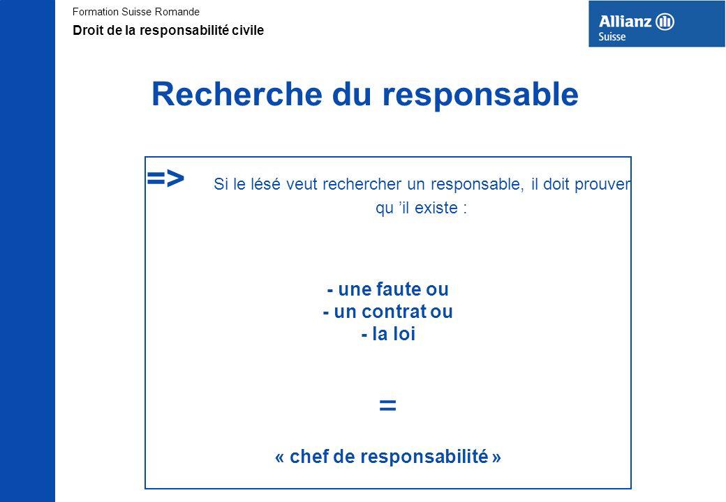« chef de responsabilité »