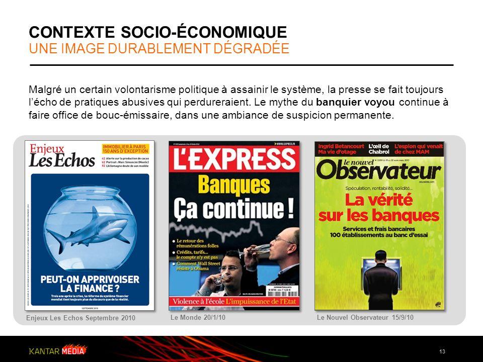 CONTEXTE SOCIO-ÉCONOMIQUE