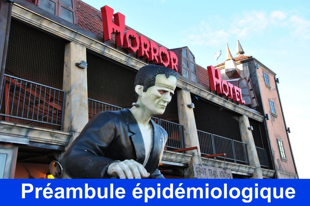 Préambule épidémiologique
