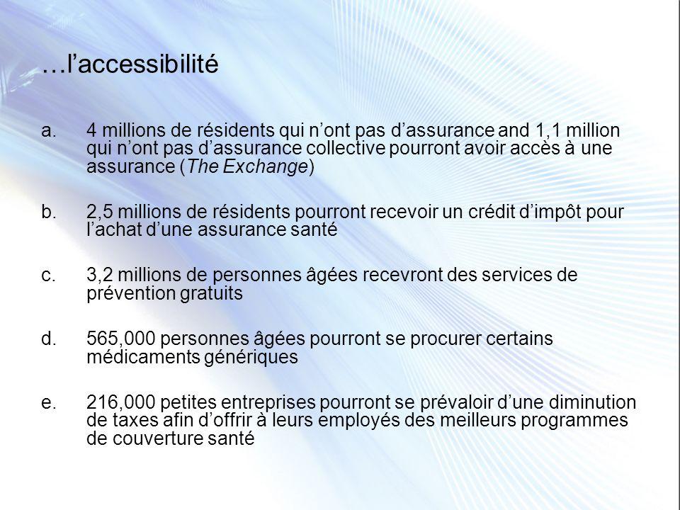 …l'accessibilité