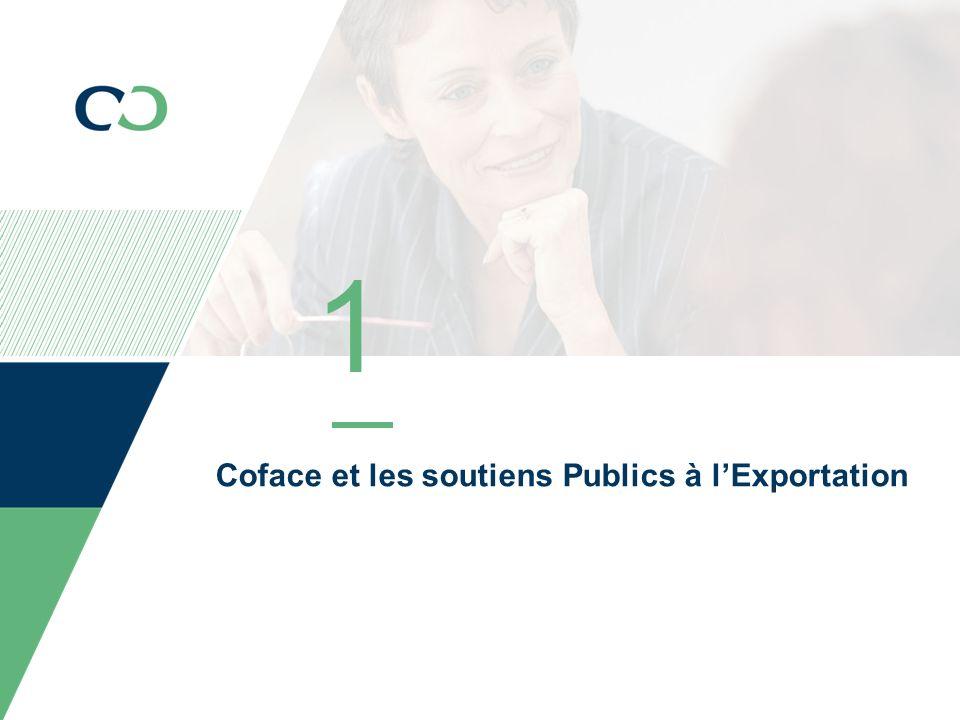 Coface et les soutiens Publics à l'Exportation