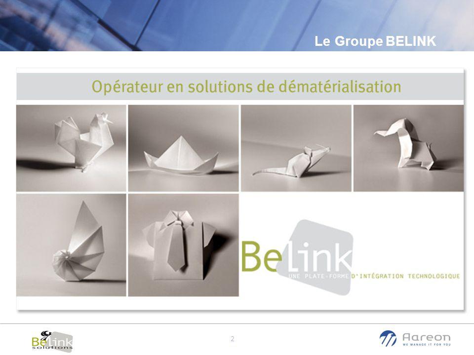 Le Groupe BELINK