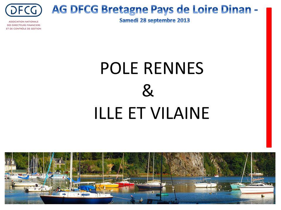 AG DFCG Bretagne Pays de Loire Dinan - Samedi 28 septembre 2013