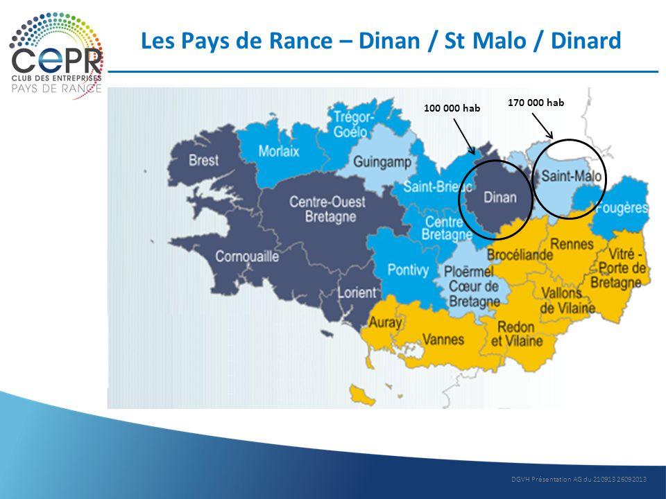 Les Pays de Rance – Dinan / St Malo / Dinard