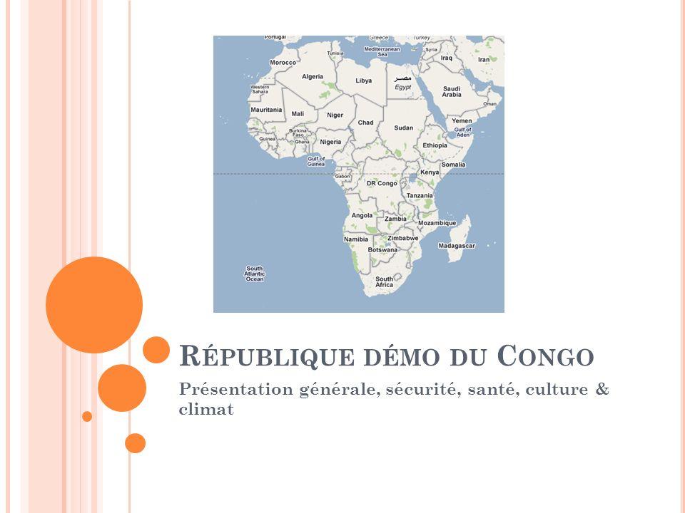 République démo du Congo