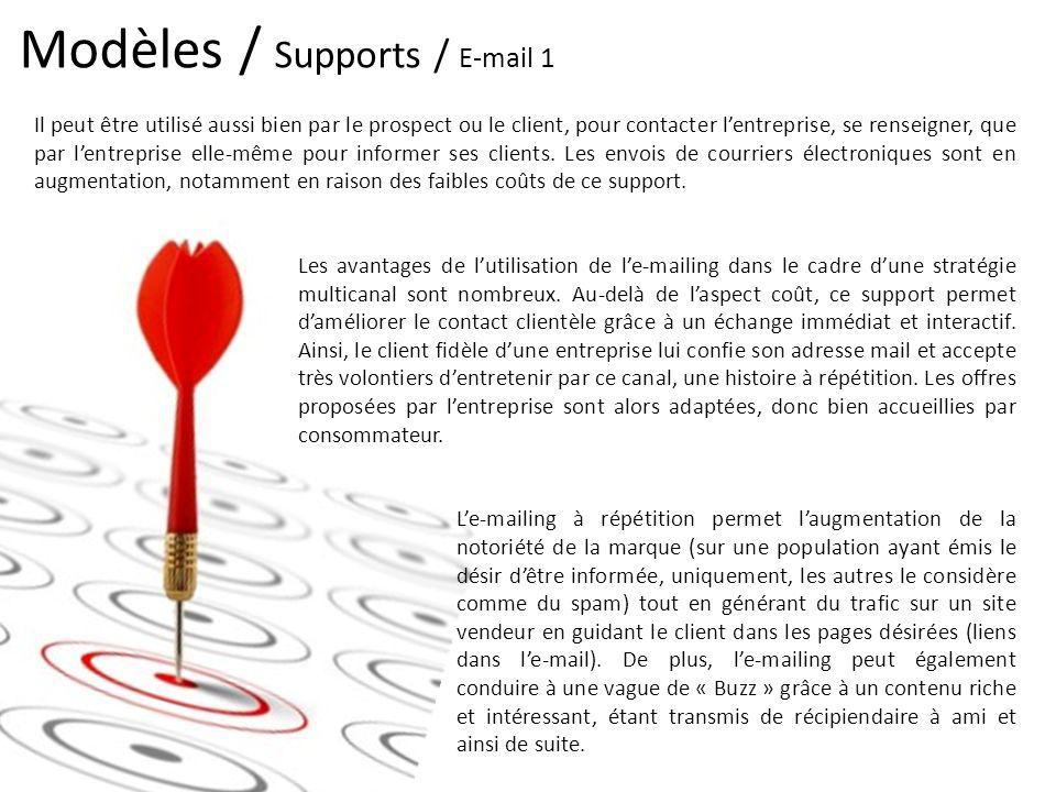 Modèles / Supports / E-mail 1