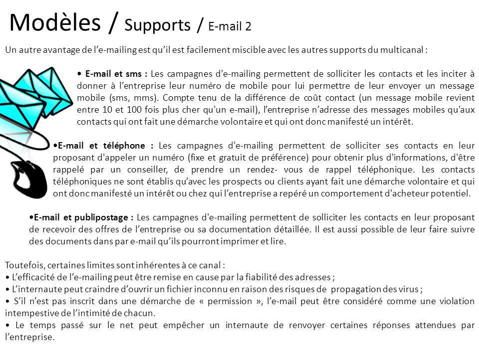 Modèles / Supports / E-mail 2
