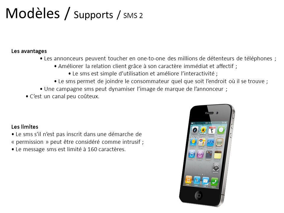 Modèles / Supports / SMS 2