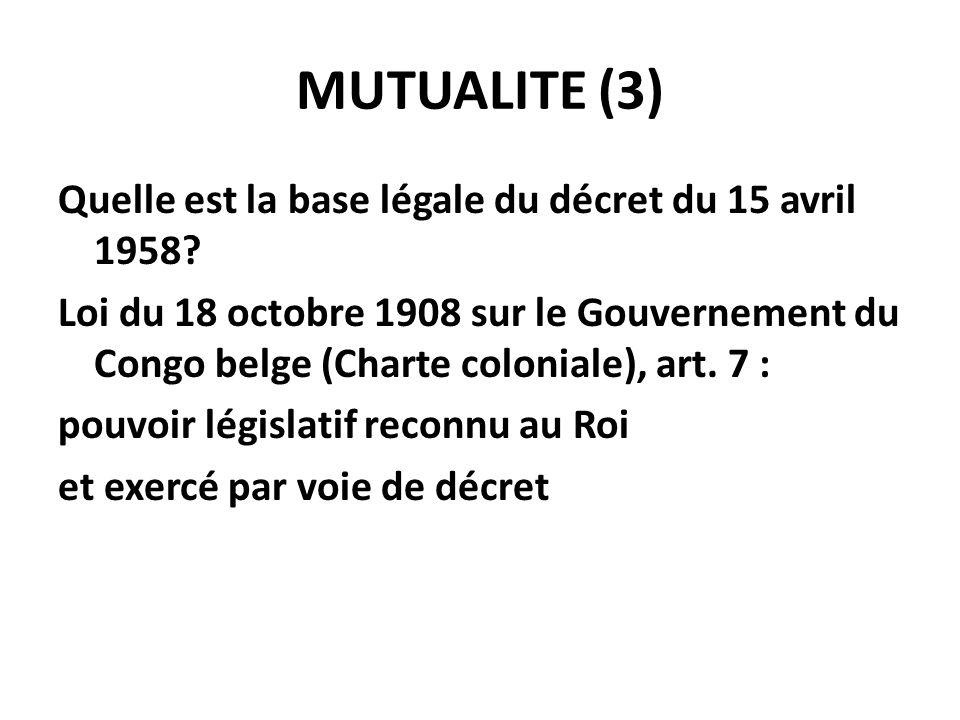 MUTUALITE (3)