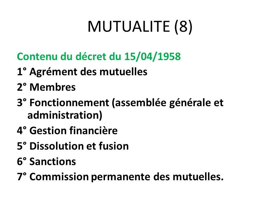MUTUALITE (8)