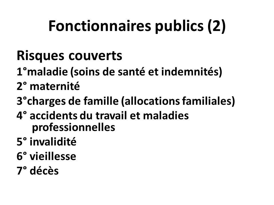 Fonctionnaires publics (2)
