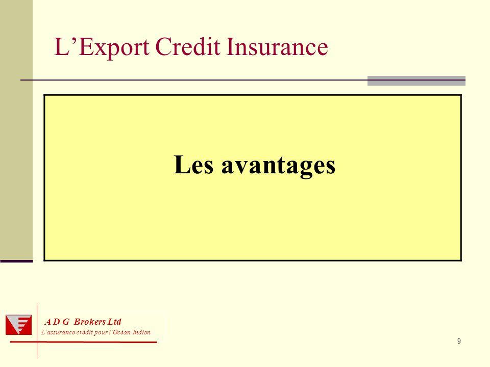 L'Export Credit Insurance