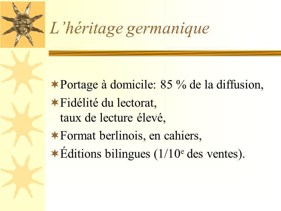 L'héritage germanique