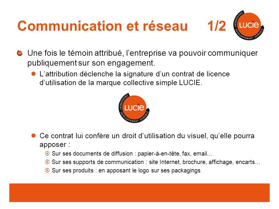 Communication et réseau 1/2