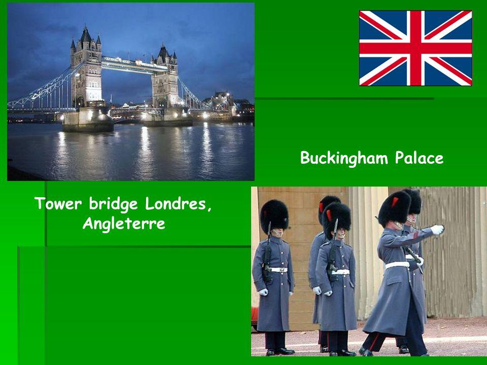 Tower bridge Londres, Angleterre