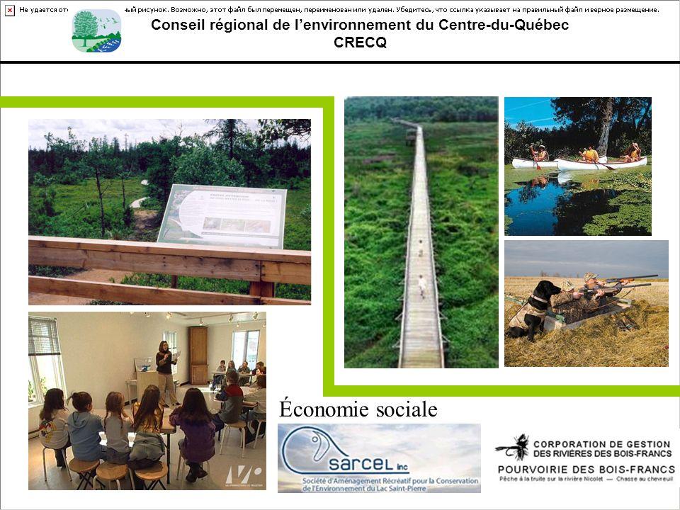 Conseil régional de l'environnement du Centre-du-Québec