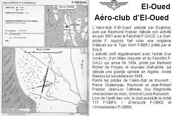 El-Oued Aéro-club d'El-Oued