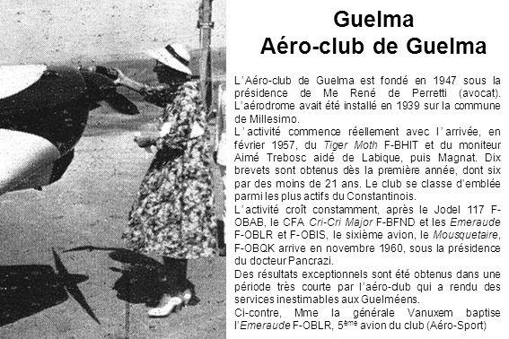 Guelma Aéro-club de Guelma