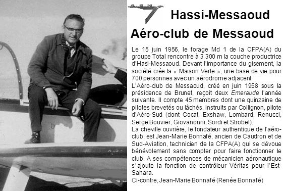 Hassi-Messaoud Aéro-club de Messaoud