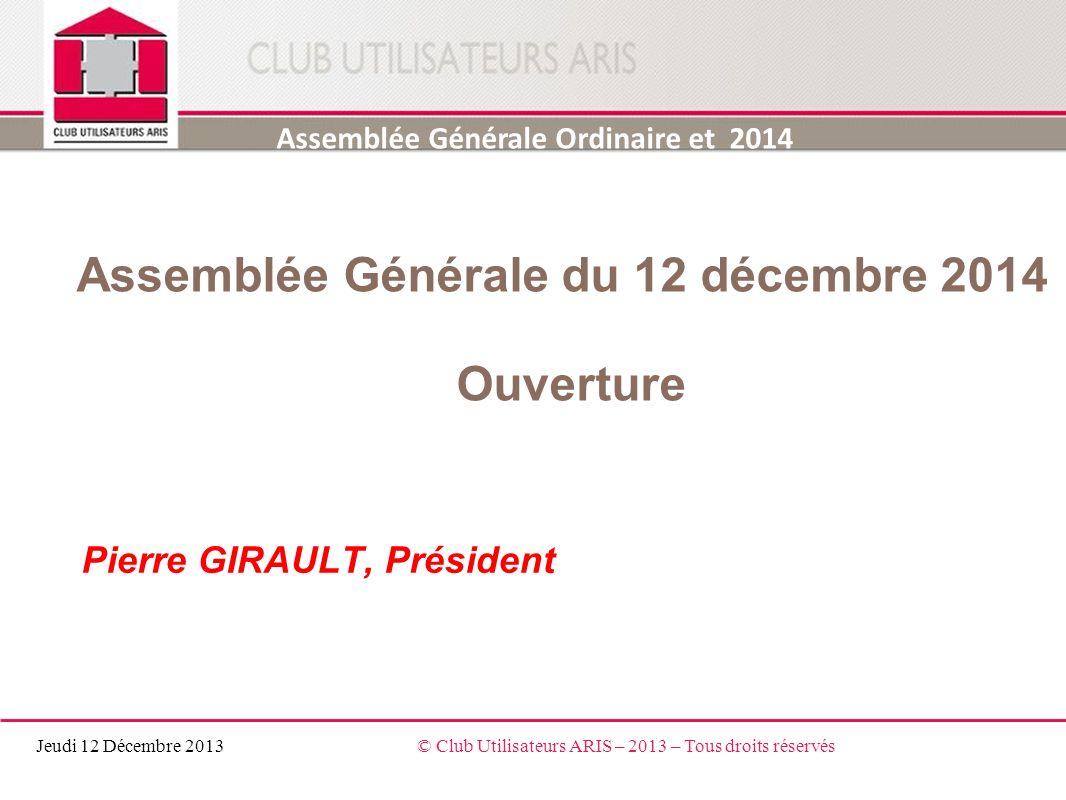 Pierre GIRAULT, Président