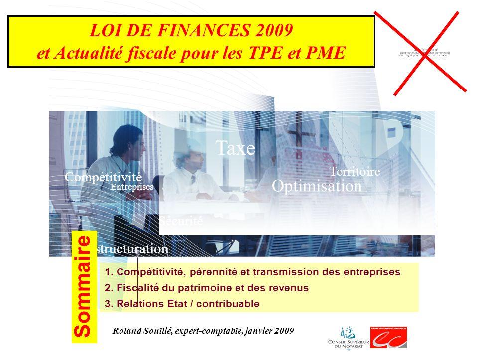 et Actualité fiscale pour les TPE et PME