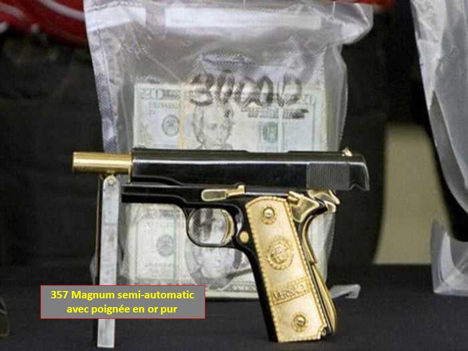 357 Magnum semi-automatic