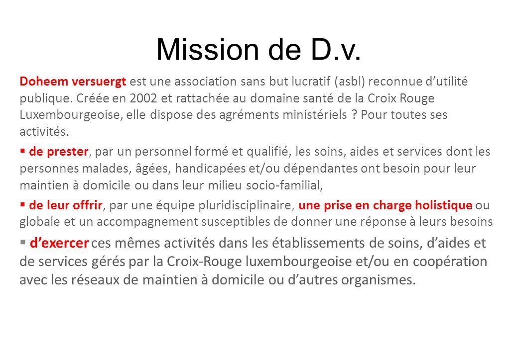 Mission de D.v.