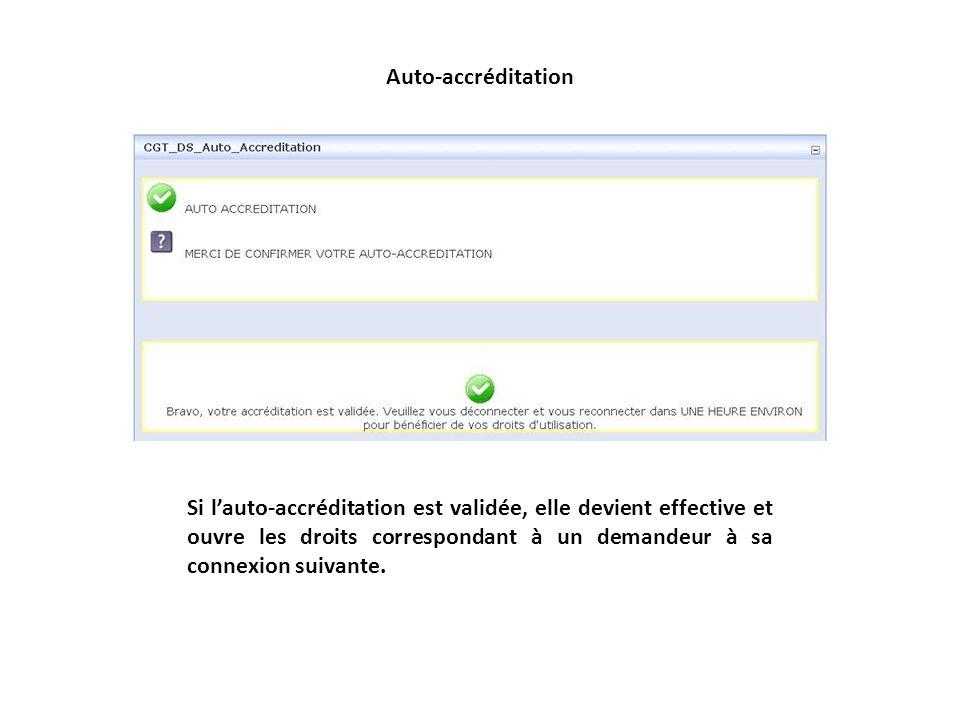 Auto-accréditation