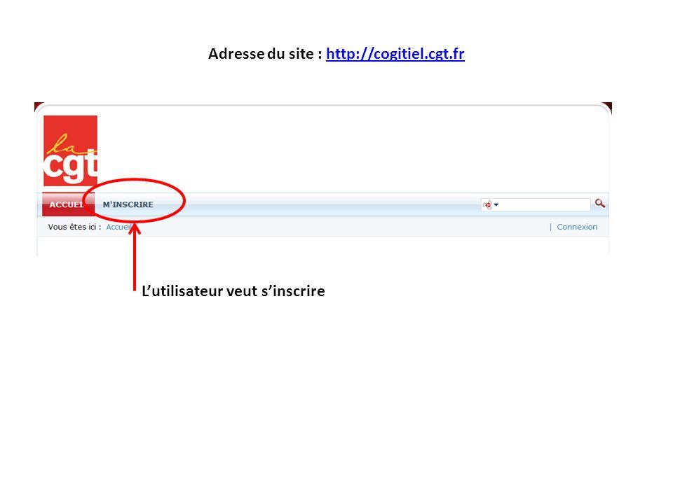 Adresse du site : http://cogitiel.cgt.fr