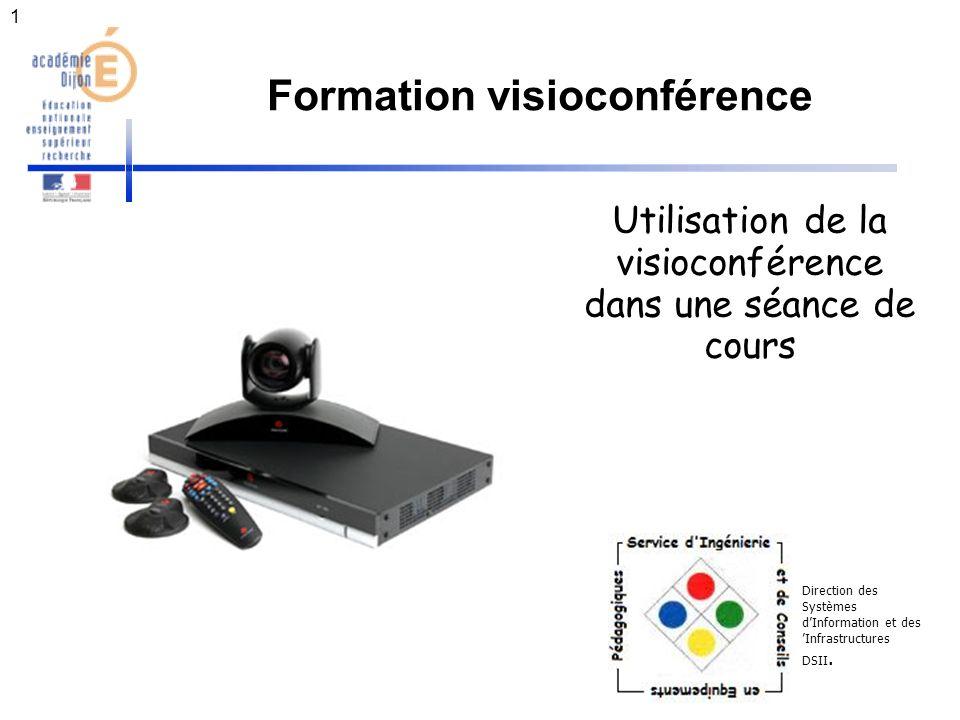 Formation visioconférence
