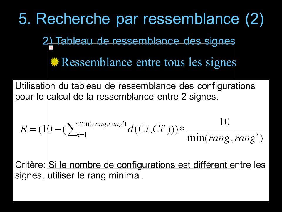 5. Recherche par ressemblance (2)