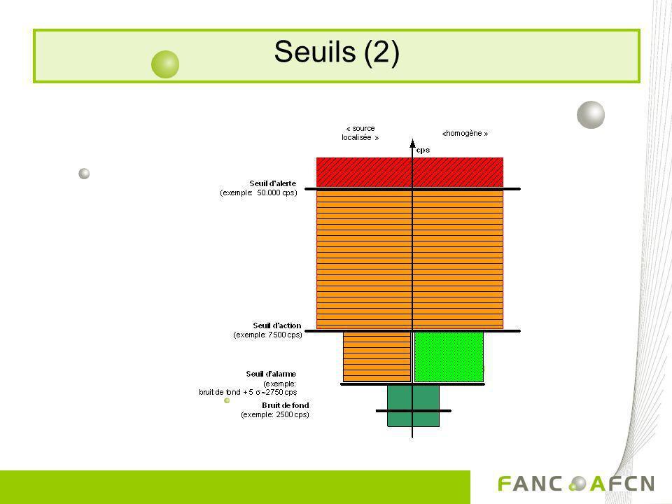 Seuils (2)