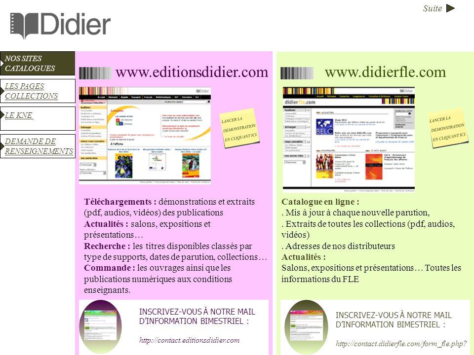 www.editionsdidier.com www.didierfle.com