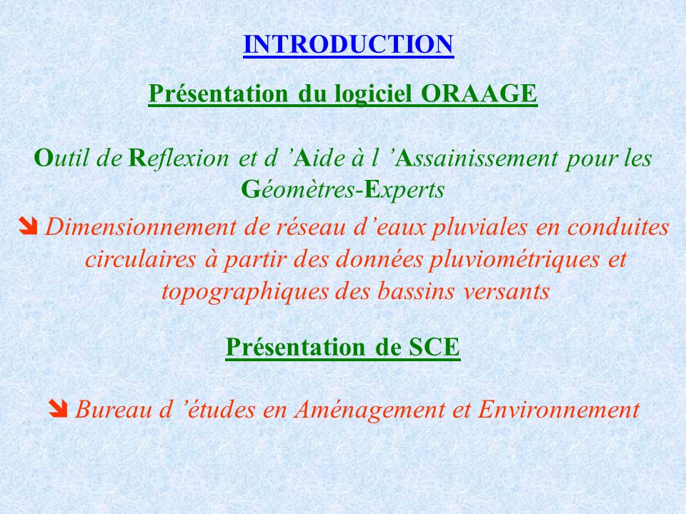  Bureau d 'études en Aménagement et Environnement