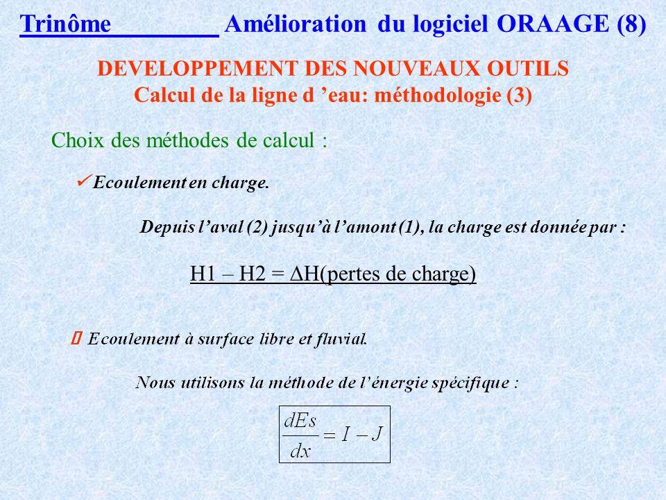 Trinôme Amélioration du logiciel ORAAGE (8)