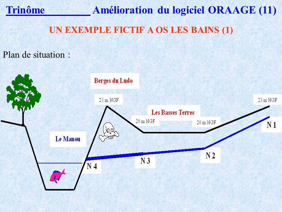 Trinôme Amélioration du logiciel ORAAGE (11)