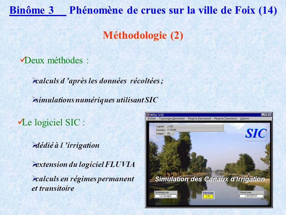 Binôme 3 Phénomène de crues sur la ville de Foix (14)