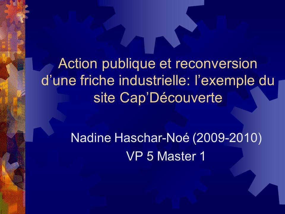 Nadine Haschar-Noé (2009-2010) VP 5 Master 1