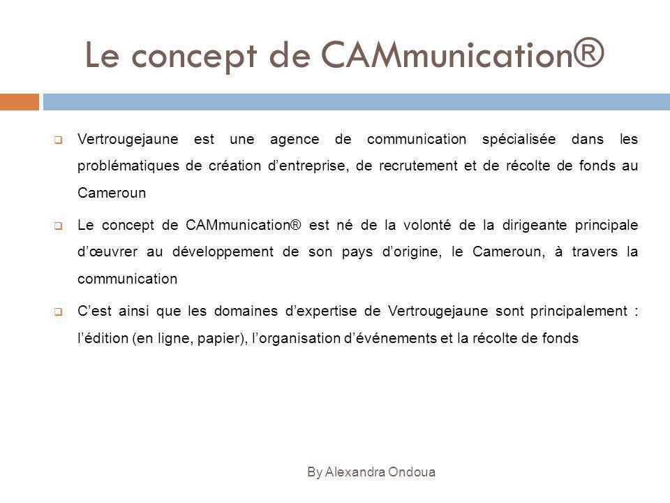 Le concept de CAMmunication®