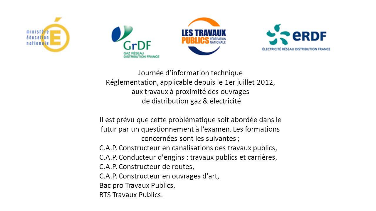 Journée d'information technique