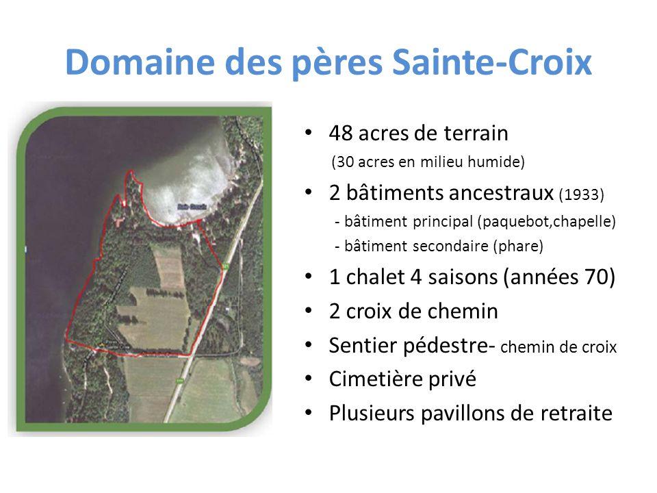 Domaine des pères Sainte-Croix