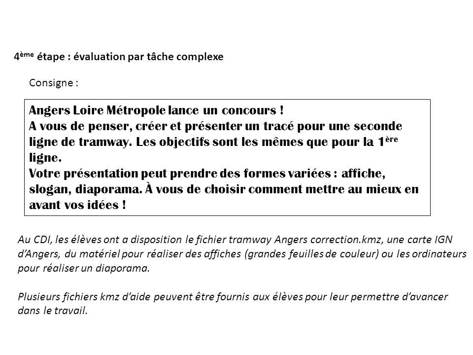Angers Loire Métropole lance un concours !