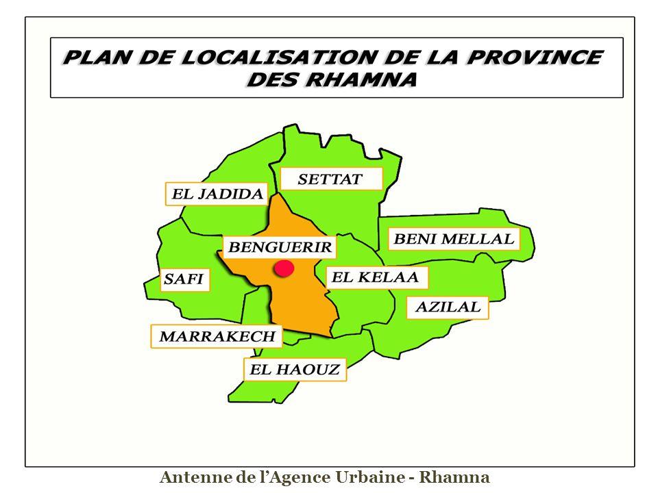Antenne de l'Agence Urbaine - Rhamna