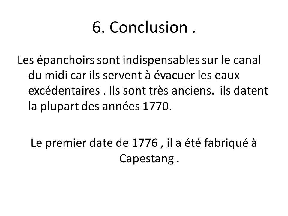 6. Conclusion .