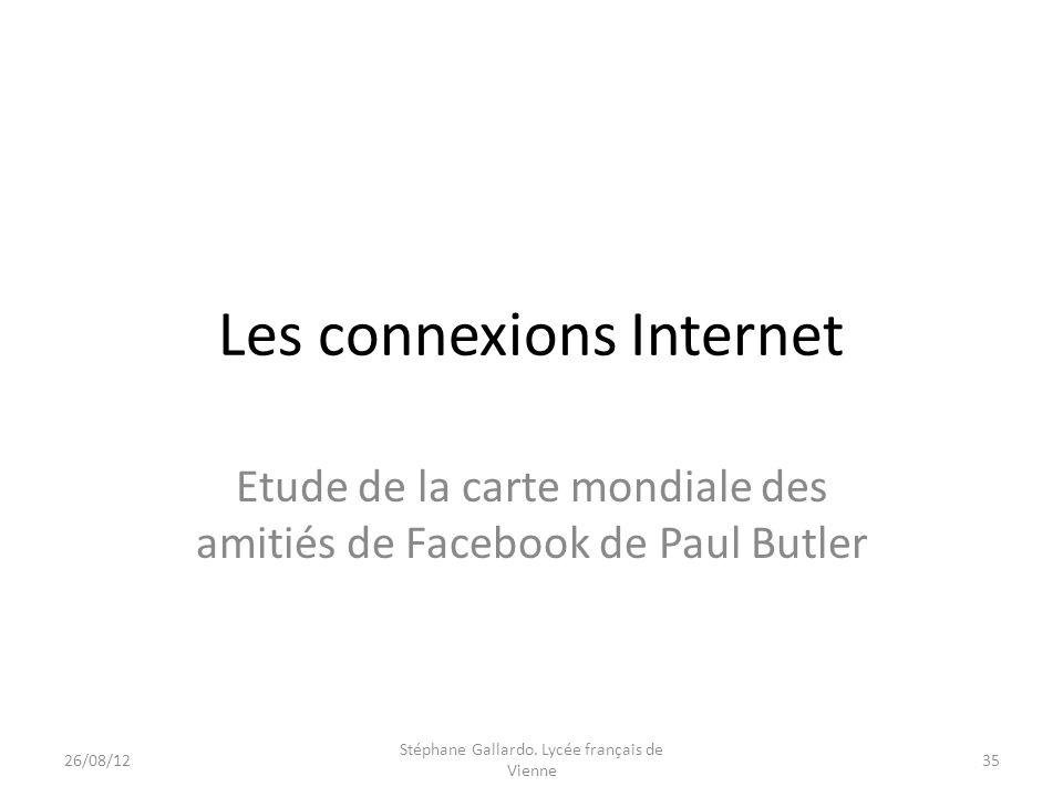 Les connexions Internet