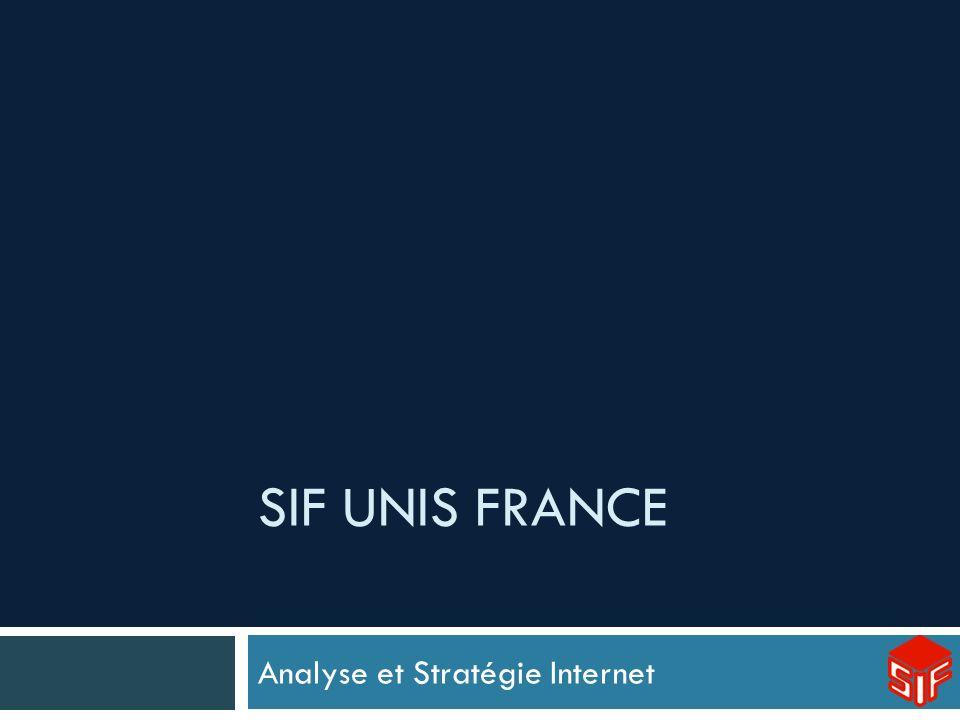 Analyse et Stratégie Internet