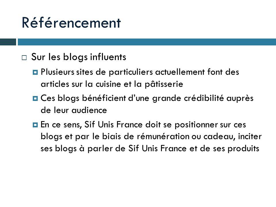 Référencement Sur les blogs influents