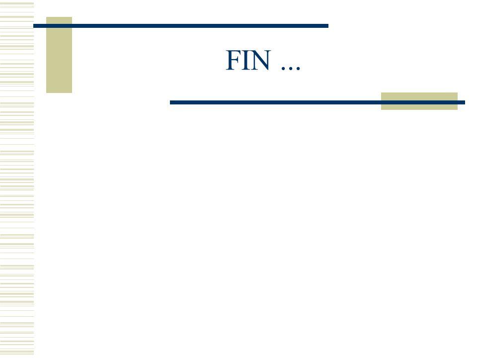 FIN ...